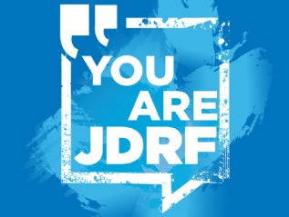 Annual Report Spreads: JDRF FY2017